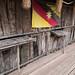 Sarawak village building
