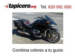 Tapizado de asientos de moto (Tapicero de motos) Tags: tapizado asiento moto sillin tapiceromotos barcelona cornella