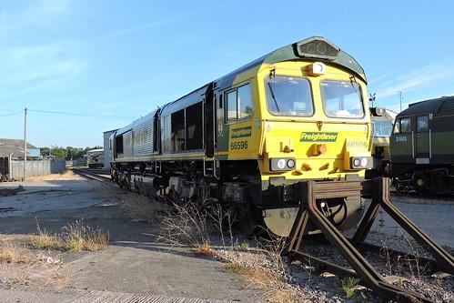 Class 66, 66596
