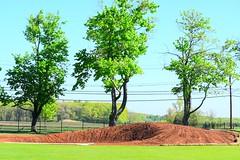 TPC River Highlands, Hole #9, Bunker Renovations (rbglasson) Tags: connecticut cromwell tpcriverhighlands landscape golf nikon d5500 nikond5500