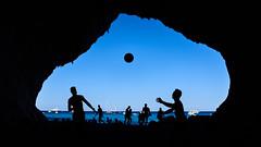 Sardegna 2016_103 (gianluca_sordi) Tags: sardegna sea mare summer water colors blue stars beach people wave food