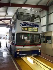 Timewaster test (DOC26V) Tags: bus twm bammot wythall timesaver westmidlandstravel wmpte 2912 d912nda metrobus