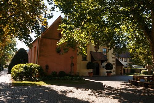 Klosterkirche à Haslach im Kinzigtal