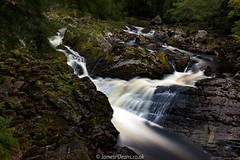 The Falls of Feugh BANCHORY 29 Sept 2016 (JamesPDeans.co.uk) Tags: digital downloads for licence landscape fallsoffeugh gb banchory prints sale unitedkingdom scotland waterfall river britain man who has everything timeexposure aberdeenshire europe uk james p deans photography digitaldownloadsforlicence jamespdeansphotography printsforsale forthemanwhohaseverything