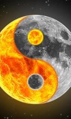 yinyang (Aqssa Chaudhry) Tags: peace yinyang fire ice balance aqsa aqssa zen love peaceful eastern beautiful picture