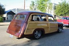 20th Annual La Verne Cool Cruise (USautos98) Tags: 1951 ford stationwagon hotrod streetrod custom woodie woody