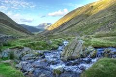 The Kirkstone Pass, Lake District (Baz Richardson (now away for a few days)) Tags: cumbria kirkstonepass hills lakes mountainpasses streams waterfalls