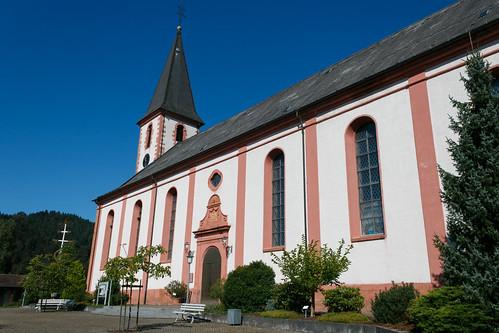 Église St. Symphorian à Zell am Harmersbach