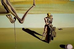 Nachos - 627 (Gaetano Prisco) Tags: museum madrid spain art dali dal mir picasso red blue colors drawings draw paints concepts surrealism futurism vanguard