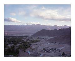 Leh, Ladakh. (georgedeacon.jp91) Tags: himalayas mamiya7ii film kodak portra160 portra mediumformat india travel mountains landscape leh