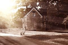 House (-Simulacrum-) Tags: house creative nikon digitalpainting nikond5300 texture painting photoart art nature outdoor artistic sunrays sunlight lightandshadow
