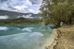 Lago-di Barrea (Gabor Friedrich) Tags: tokina 11m hdr