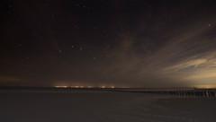 The infinite (DarkFLoL) Tags: holland sky sea stars middelburg astrophotography