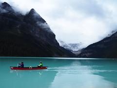 P9030420 (mina_371001) Tags: alberta banff lakelouise lake canada lifeincanada theworldheritagesite mountain nature canadianrockies