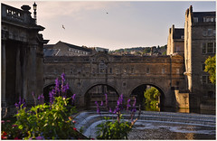 Waters of Bath (Vide Cor Meum Images) Tags: mac010665yahoocouk markcoleman markandrewcoleman videcormeumimages vide cor meum nikon d750 pulteney bridge avon bath somerset england english palladian architecture robert adam georgian