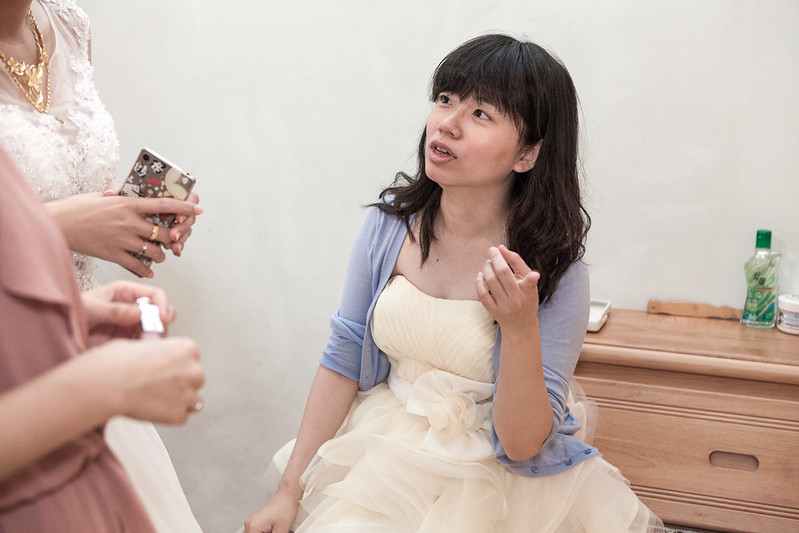 孟峰&梵齡 婚禮紀實-37