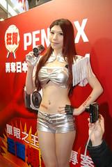 2012  Pentax () Tags: portrait nikon taiwan showgirl taipei   2012  sb800   d40x