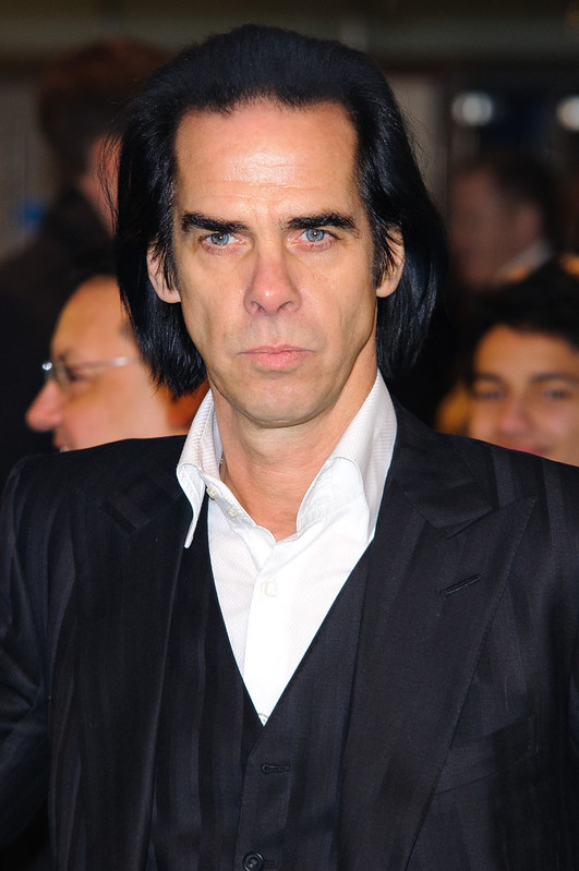 The Hobbit: An Unexpected Journey - UK premiere - Nick Cave - WENN.com