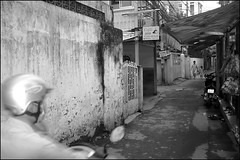 . (Out to Lunch) Tags: life st alley downtown off vietnam bach dang saigon earthasia