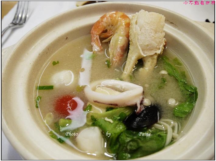 台北西華B ONE 蝦料理吃到飽 (13).JPG