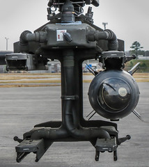 Apachee Details-12 (4myrrh1) Tags: army virginia airport ramp war flight richmond helicopter va weapon rocket helicopters flyover weapons missle launcher apachee
