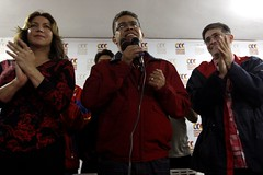 PSUV gan 20 gobernaciones en elecciones regionales (teleSURtv) Tags: venezuela cne caracas zulia chvez carabobo tchira anzotegui eleccionesregionales 16dediciembre