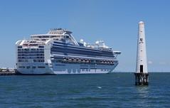 Diamond Princess19 (Sagland) Tags: cruise ship cruiseship princesscruises diamondprincess