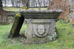 Tomb at Old Newlands church, Romanno Bridge, Peeblesshire (IMG_5460)