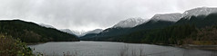 Capilano Lake (Feathrinn) Tags: panorama northvancouver clevelanddam