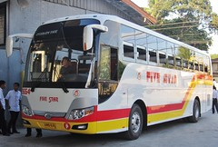 Five Star Bus Co 9654 (Bino 1) Tags: bus star five co hino rk yutong 9654 jo8c zk6107ha