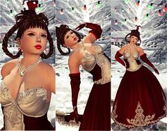 Merry Christmas! (Whisper Despres) Tags: christmas gabriel gg advent mesh free boom newrelease freebie freebies cc4 30l burningdesire kouse groupgift candycanehunt myuglydorothy cutebytes whisperdespres aristryby~e~ fashionfumbles