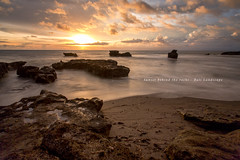 Sunset at Melasti Beach, Bali (Martin Yon) Tags: sunset bali seascape indonesia 1740mm melasti 10stops melastibeach