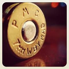 Bang Bang #iphonemacro #iphonography #7mm #bang... (tpurifoy) Tags: bang weatherby 7mm iphonography iphonemacro purifoyphotography uploaded:by=flickstagram instagram:photo=268095118205812587812846
