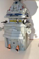 Tower body (Veynom) Tags: tower star lego communication wars galactic