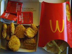 #10 (GanjaGrouch) Tags: food french fastfood mcdonalds foodporn fries nuggets munchies mcnuggets chickennuggets