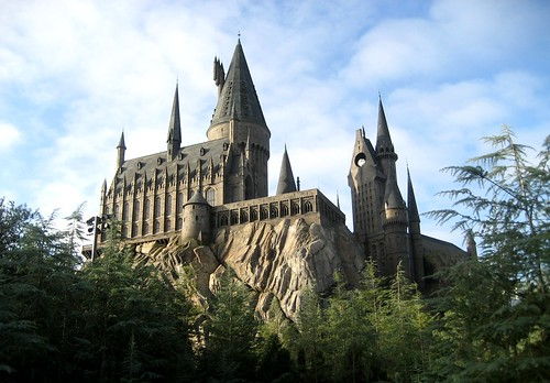 Hogwarts Castle by ZhaoAngela, on Flickr
