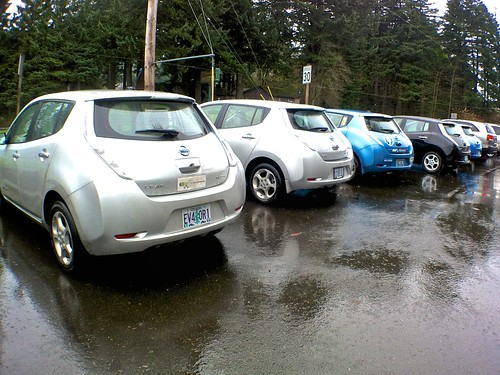 ev photostream cascadelocks electricvehicles oregondot westcoastelectrichighway