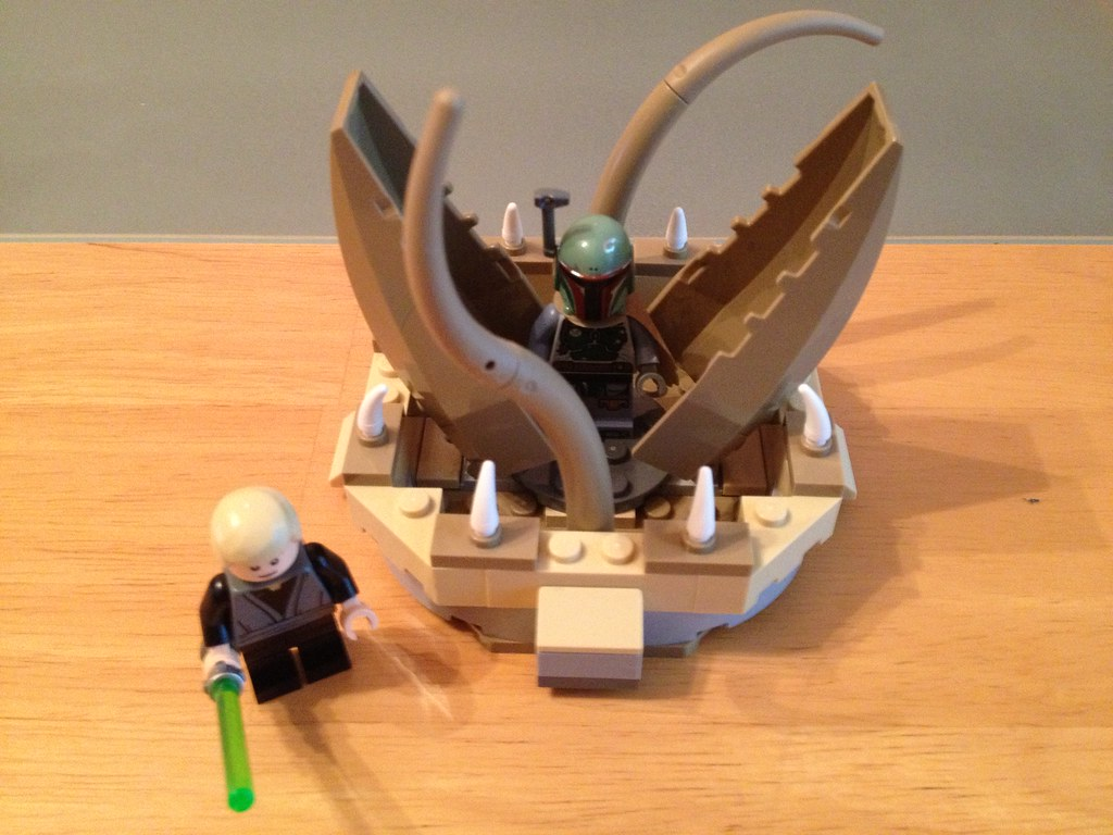 The World's Best Photos of guard and sarlacc - Flickr Hive Mind