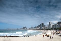 Leme (Andr Confort Rodrigues) Tags: brazil praia brasil riodejaneiro mar arvores caminhada montain montanhas paisagens leme atlantica panormica fotoclube melhoresfotografiasdomundo japuiba salveanatureza