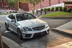 C63 AMG Black Series | Explore | (AESDUB) Tags: