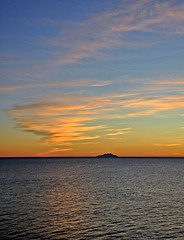 Maremma is magic (Jambo Jambo) Tags: sunset sea italy panorama seascape landscape island italia tramonto mare tuscany toscana grosseto montecristo isola maremma puntaala isoladimontecristo arcipelagotoscano parconazionalearcipelagotoscano grandemaregroup nikond5000 jambojambo