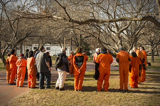 Witness Against Torture: Park Circle