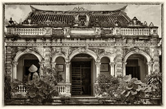 Vietnam - Sa Dec Le House (scuba_las) Tags: duras sadec lamant huynhthuyle