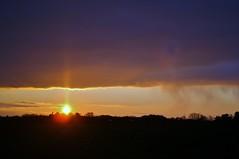 Sunset (osto) Tags: denmark europa europe sony january zealand dslr scandinavia danmark a300 sjlland  2013 osto alpha300 osto
