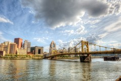 A sunny day on the North Shore of Pittsburgh HDR (Dave DiCello) Tags: beautiful skyline photoshop nikon pittsburgh tripod usxtower christmastree mtwashington northshore northside bluehour nikkor hdr highdynamicrange pncpark thepoint pittsburghpirates cs4 d600 ftpittbridge steelcity photomatix beautifulcities yinzer cityofbridges tonemapped theburgh clementebridge smithfieldstbridge pittsburgher colorefex cs5 ussteelbuilding beautifulskyline d700 thecityofbridges pittsburghphotography davedicello pittsburghcityofbridges steelscapes beautifulcitiesatnight hdrexposed picturesofpittsburgh cityofbridgesphotography