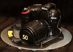 Birthday Cake (Stephen Whittaker) Tags: birthday camera cake nikon d5100 whitto27