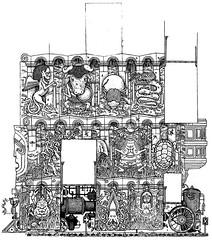 . (Jrmy Huet) Tags: strange illustration train absurd drawing evolution dessin illustrator etrange illustrateur jrmy absurde bizare huet