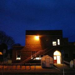 """Llewelyn School #westmoreland #dawn • <a style=""""font-size:0.8em;"""" href=""""https://www.flickr.com/photos/61640076@N04/8407937983/"""" target=""""_blank"""">View on Flickr</a>"""