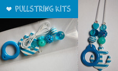 Something new :) (Melly Kay) Tags: beads doll blythe custom charms pullring pullstrings mellykay