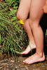 L'enfant et la fleur (J.P Lucas) Tags: france drôme treschenucreyers